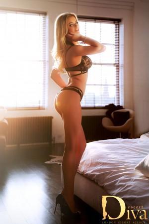 Desiree from Diva Escort Agency