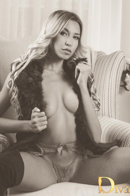 Siera from Diva Escort Agency