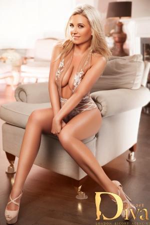 Shirley from Diva Escort Agency