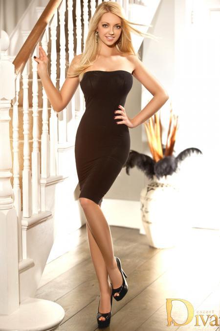 Giselle from Diva Escort Agency