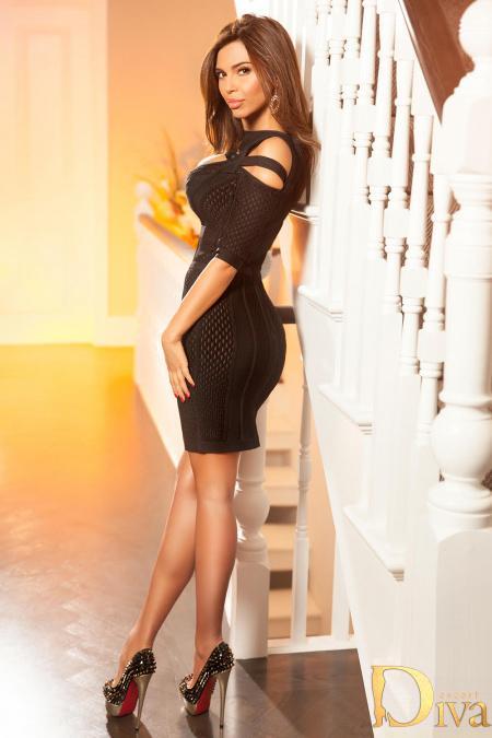 Jocasta from Diva Escort Agency
