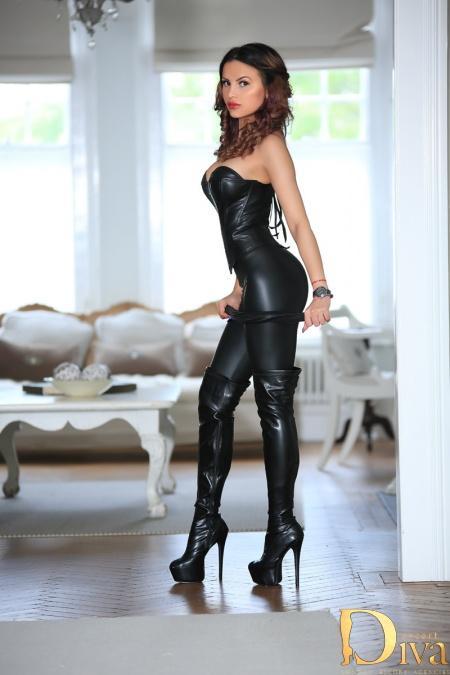Mistress Becca from Diva Escort Agency