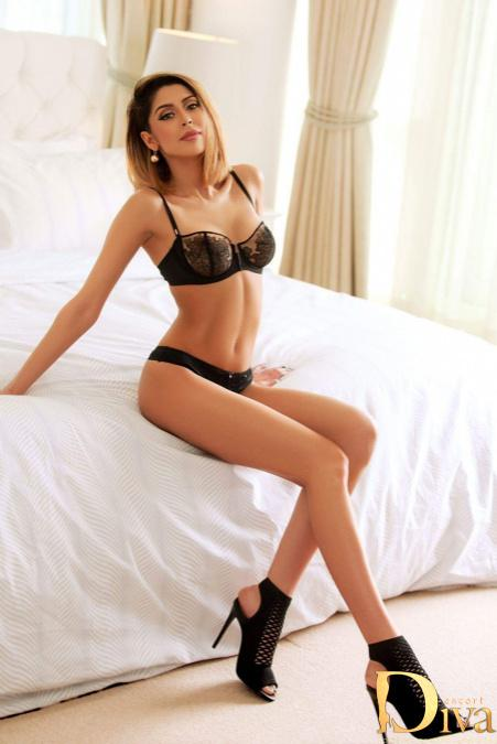 Benita from Diva Escort Agency