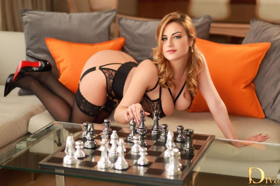 Mesha from Diva Escort Agency