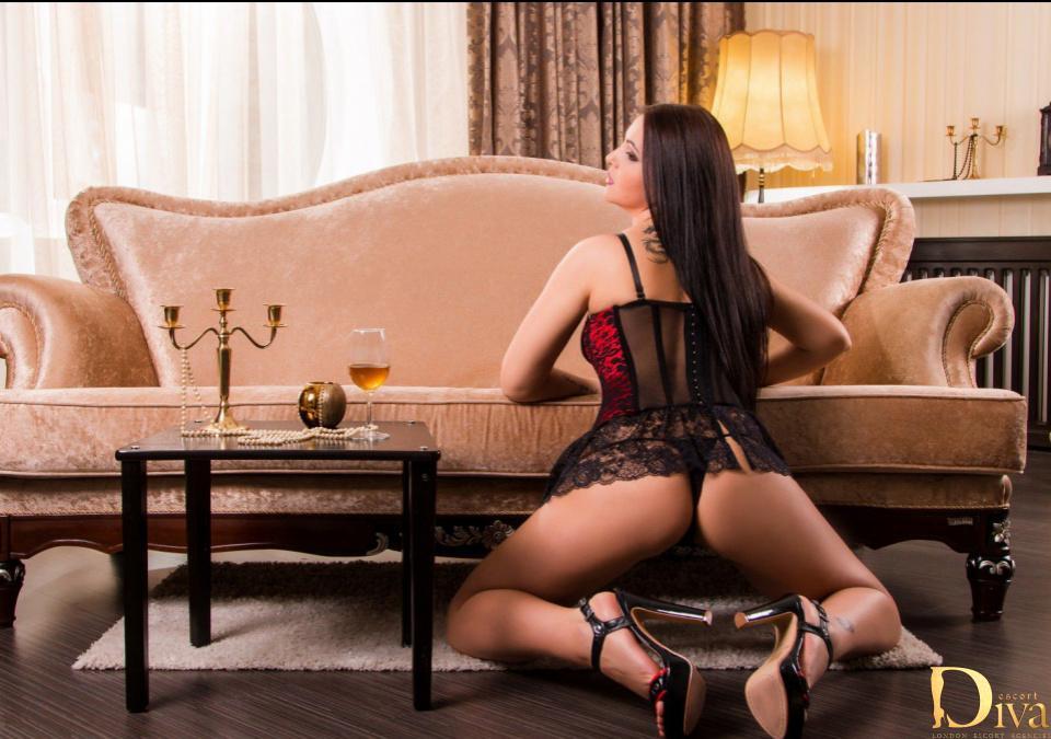 Negina from Diva Escort Agency