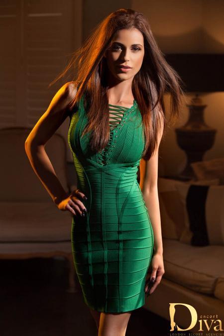Felicidad from Diva Escort Agency