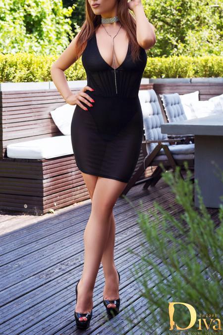 Edria from Diva Escort Agency